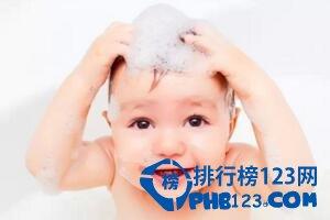 兒童洗髮水排行榜 寶寶用什麼洗髮水好?
