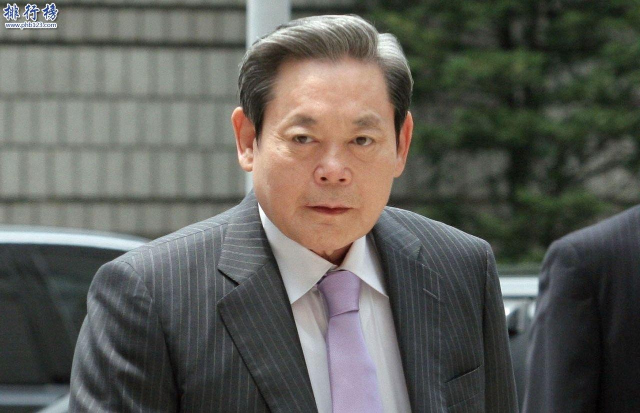 2019韓國富豪排行榜 韓國首富是誰?