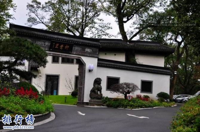 【壕專屬】杭州十大豪宅排名:一輩子都買不起的豪華別墅!