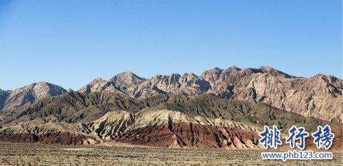 中國最長的山脈,崑崙山脈全長2500千米(也是中國第一神山)