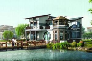 中國十大豪華別墅排行榜 廣州大一山莊最貴(3.8億元)
