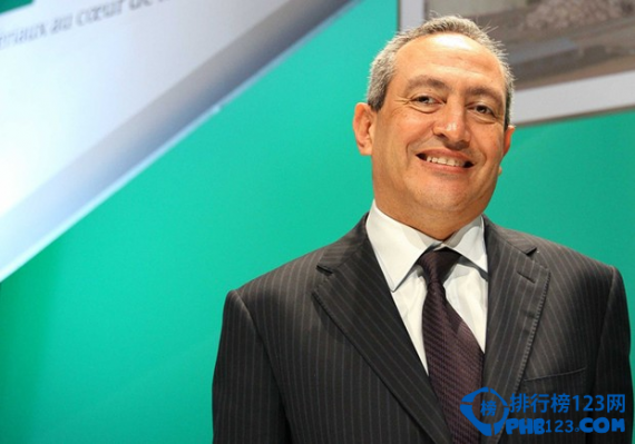福布斯埃及富豪排行榜2019