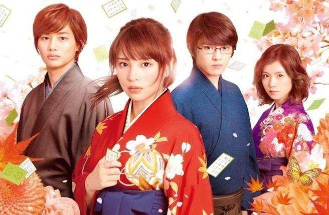 2021年3月日本電影上映時間表:電影花牌情緣上映時間3月17日