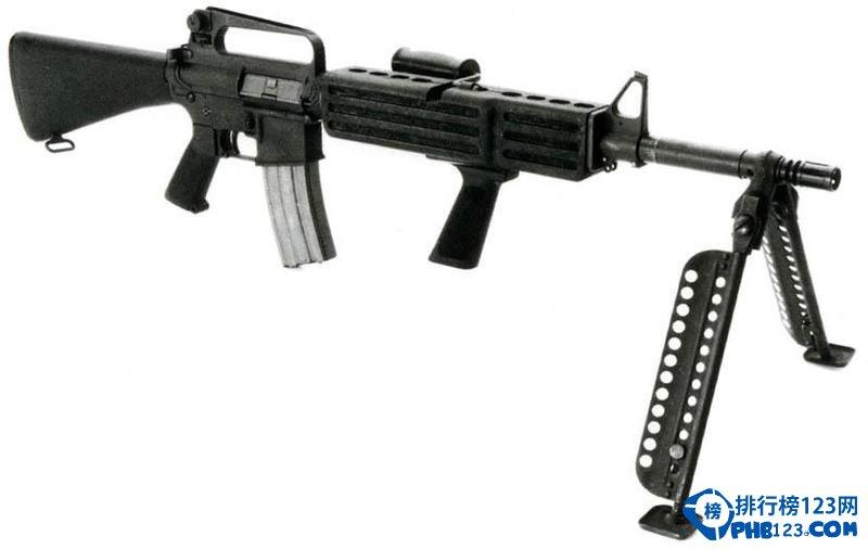 HBAR型M16