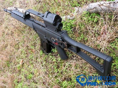 世界十大名槍排行榜(現役步槍) - 鐳戰天下 - lz91com 的部落格