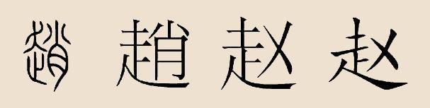 【趙姓人口數量2019】趙姓有多少人口