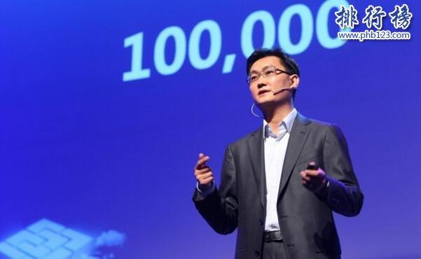 深圳十大富豪排行榜2020,馬化騰身價超3000億
