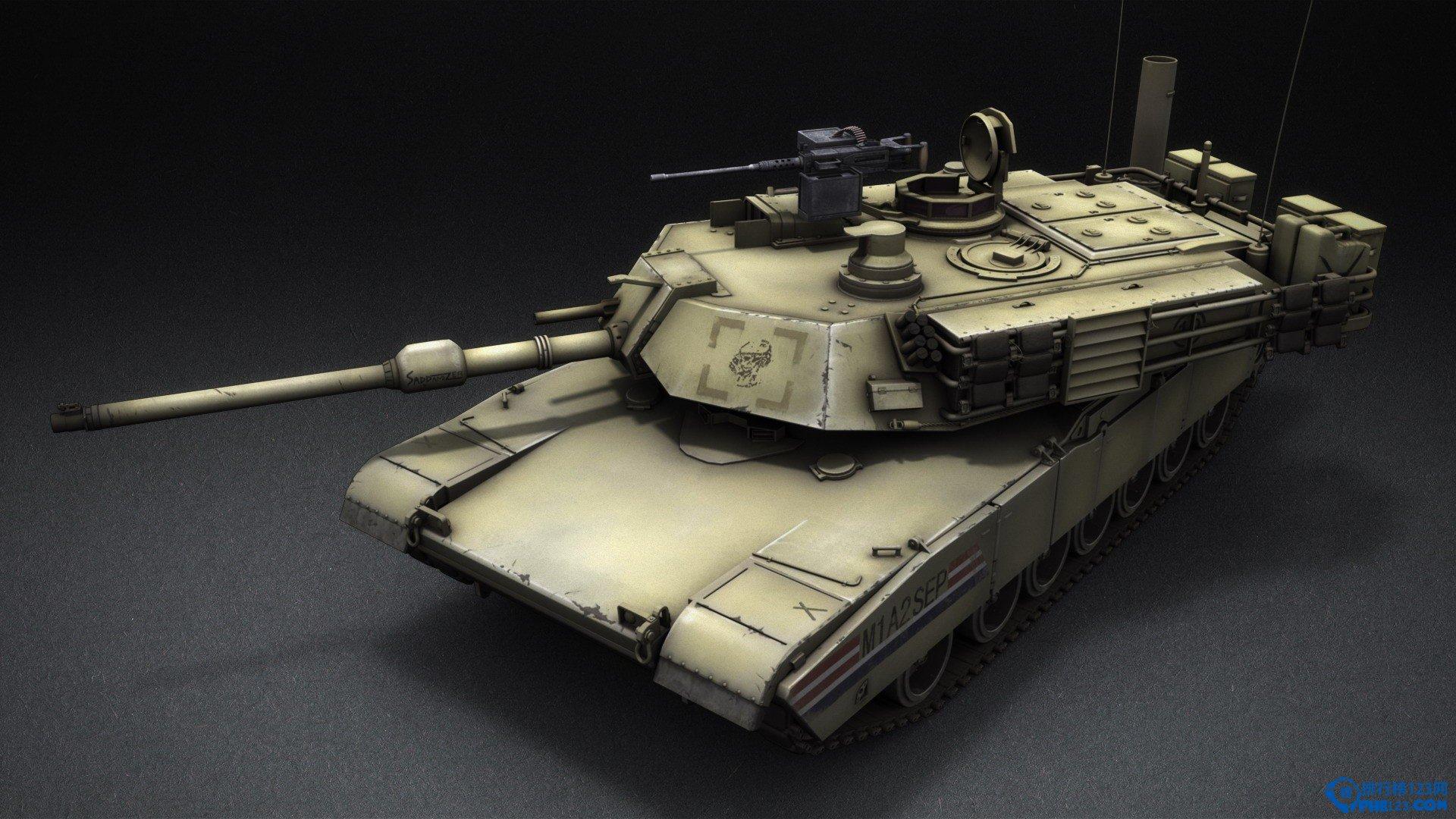 2019十大坦克排行榜 中國兩輛坦克上榜