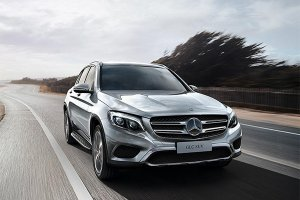 2020年4月豪華SUV銷量排行榜 賓士GLC過萬月銷排首位