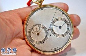 世界最昂貴十款手錶,價值3.8億元的手錶你見過嗎