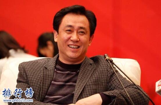 2018中國首富十大排行最新 中國十大首富2018名單