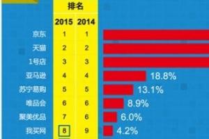 2020中國電商力量排行榜 京東綜合排名居首