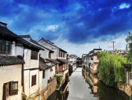 2014上海周邊旅遊景點排行