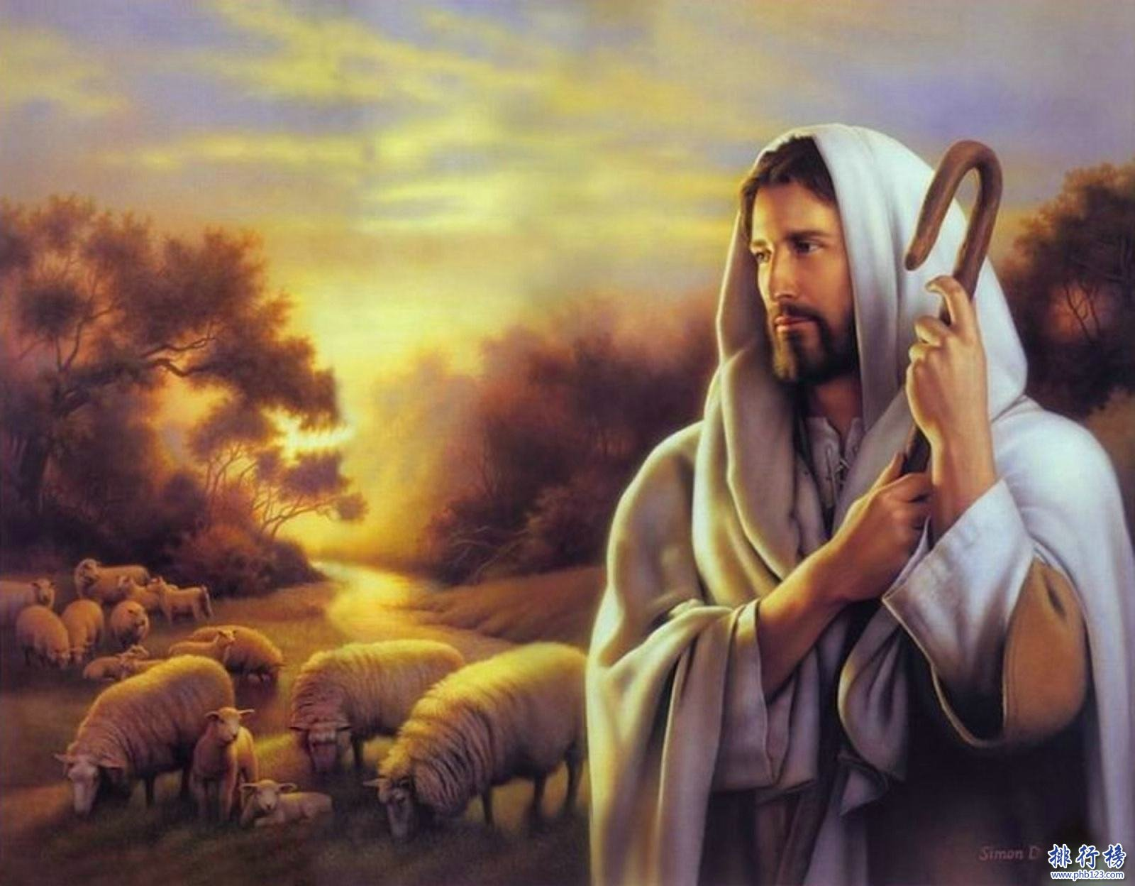 世界聖人排行榜:一個被活活燒死一個是神的轉世