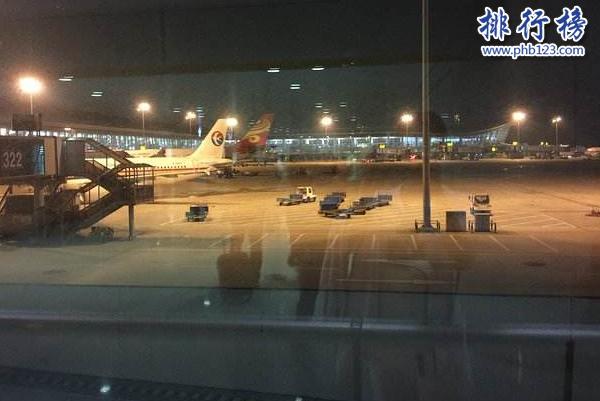 中國十大機場2021