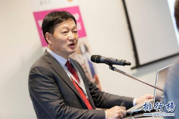 河南首富排行榜2021:秦英林、錢瑛夫婦255億元登頂