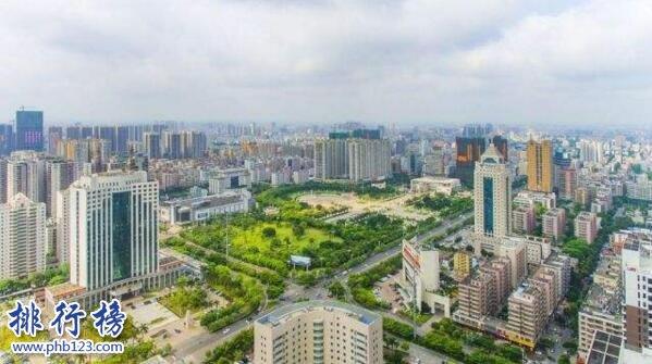 廣東最留不住人的10個城市:茂名居首,人口流失23.35%