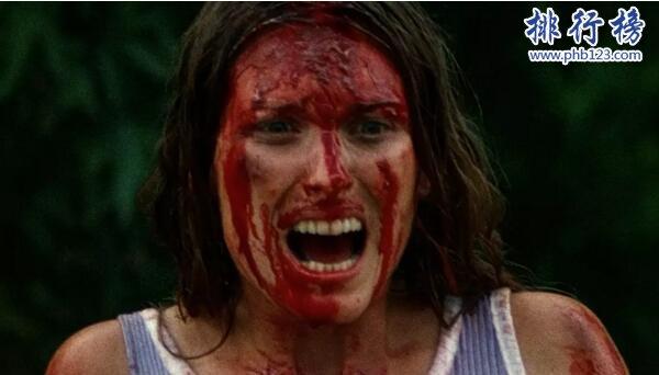 美國十大恐怖片排行榜 電鋸驚魂系列深度於血腥並存
