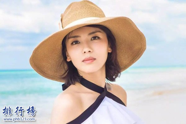 娛樂圈10大零緋聞女星 劉濤