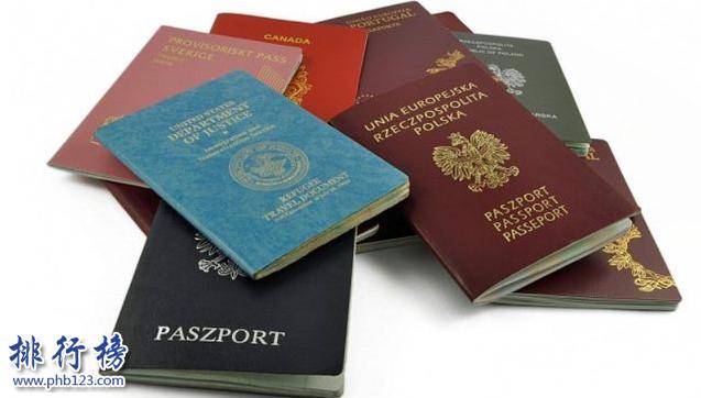【世界護照含金量排名2019】全球護照免簽排行榜2019完整榜單