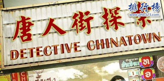 2021中國電影票房排行榜