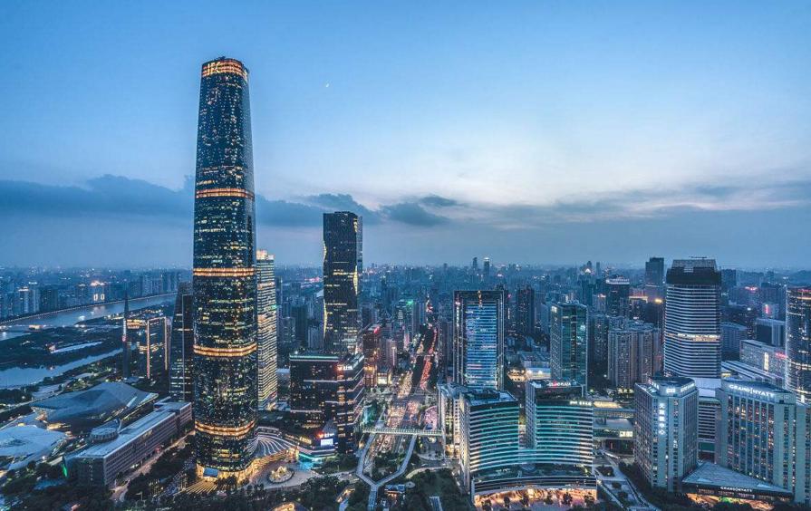 2021年12月廣州各區房價排行榜:越秀區房價最高達50870元/㎡