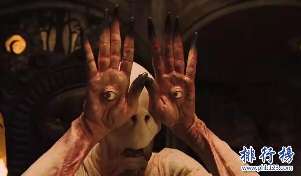 怪物片排行榜前十名 變態驚悚與陰暗人性的完美結合