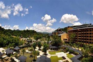 惠州十大熱門酒店排名:十里銀灘第4,第1在地派鎮