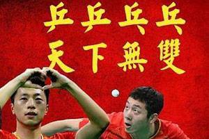 1988至2012中國桌球奧運獎牌榜