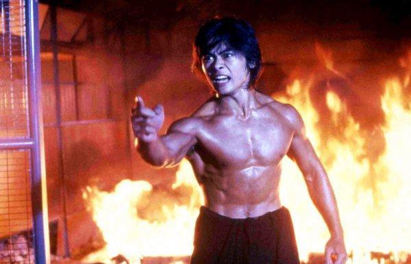 《力王》劇中角色戰鬥力排行榜,力王排不了第一