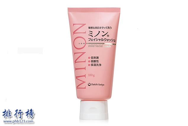 日本清潔保濕洗面乳排行榜 日本清潔保濕洗面乳哪個牌子好