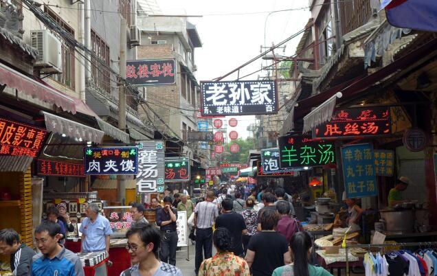 小吃多不貴的十大旅遊城市 武漢僅第三,第一小吃多且便宜
