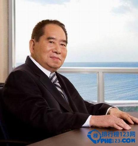 菲律賓華人富豪排名2019