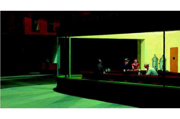 世界最著名的十大名畫 星夜排第三,蒙娜麗莎位列第一
