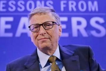 全球十大科技富豪榜 比爾蓋茨居首位