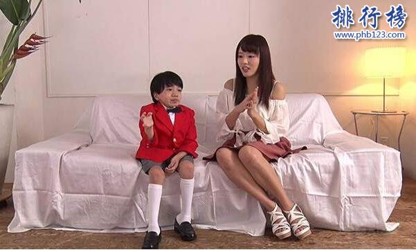 日本最小男優:nishi君,身高109厘米體重38斤(最矮的口愛達人)