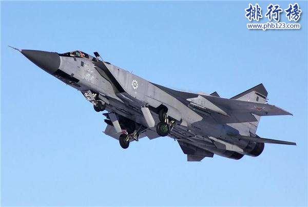 """世界上飛得最高的飛機:米格-25戰鬥機打敗""""黑鳥""""成第一"""