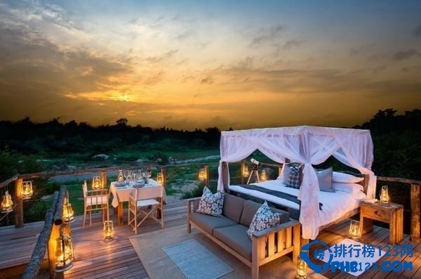 盤點十大最美的露天臥室酒店 與日月星辰同眠
