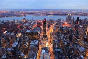 2021全球最富有城市排行榜:紐約3萬億美元居首,中國3城進前十