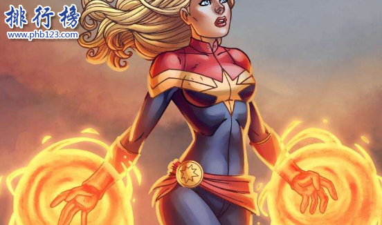 最強大的漫威超級英雄是誰?復仇者聯盟實力排行榜top10