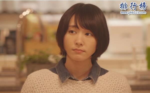 日本十大貧乳女星排行榜 新垣結衣A杯也能御宅無數