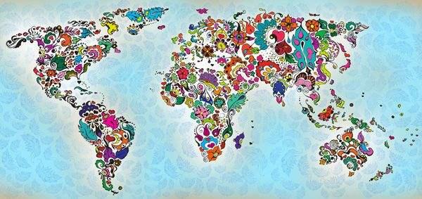 最全2019年世界人口排名,歷年世界人口總數排名(完整版世界人口2019)