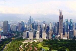 2021深圳各區GDP排行榜:南山區4601億居首,龍崗超福田