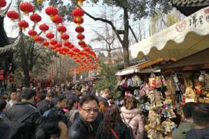 2021春節中國城市旅遊收入排行榜:成都重慶前二,4城收入超百億