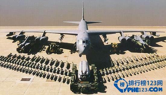 世界上最大的轟炸機B-56轟炸機
