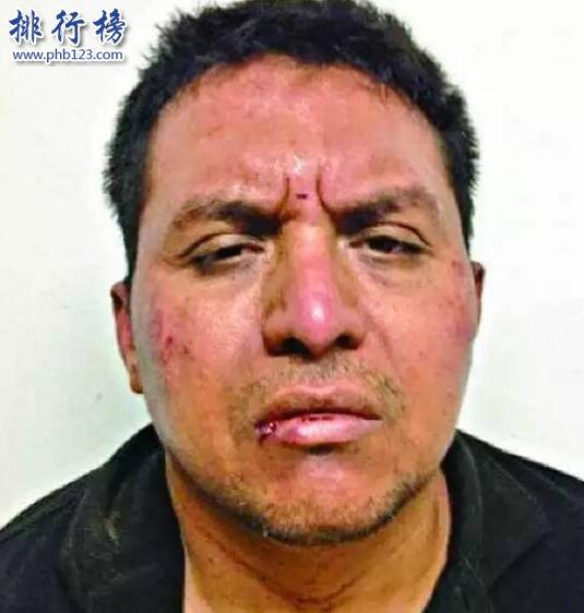 墨西哥販毒集團排名:監控政府,猖狂至極