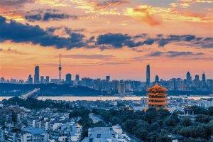 2021湖北省十大城市排名:武漢第一,第四是著名文明古城