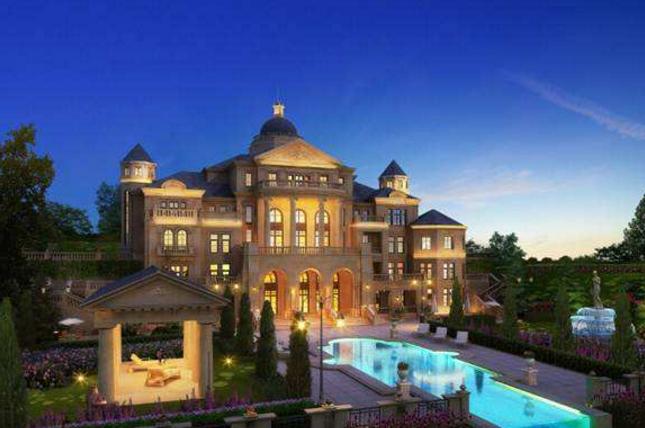 全球十大別墅排行榜 第一價值65億元,別墅總計27層