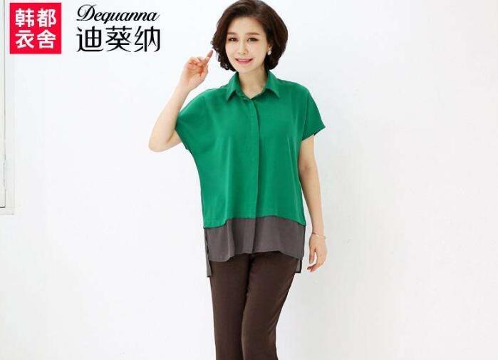 中國有哪些中老年服裝品牌?中老年服裝品牌排行