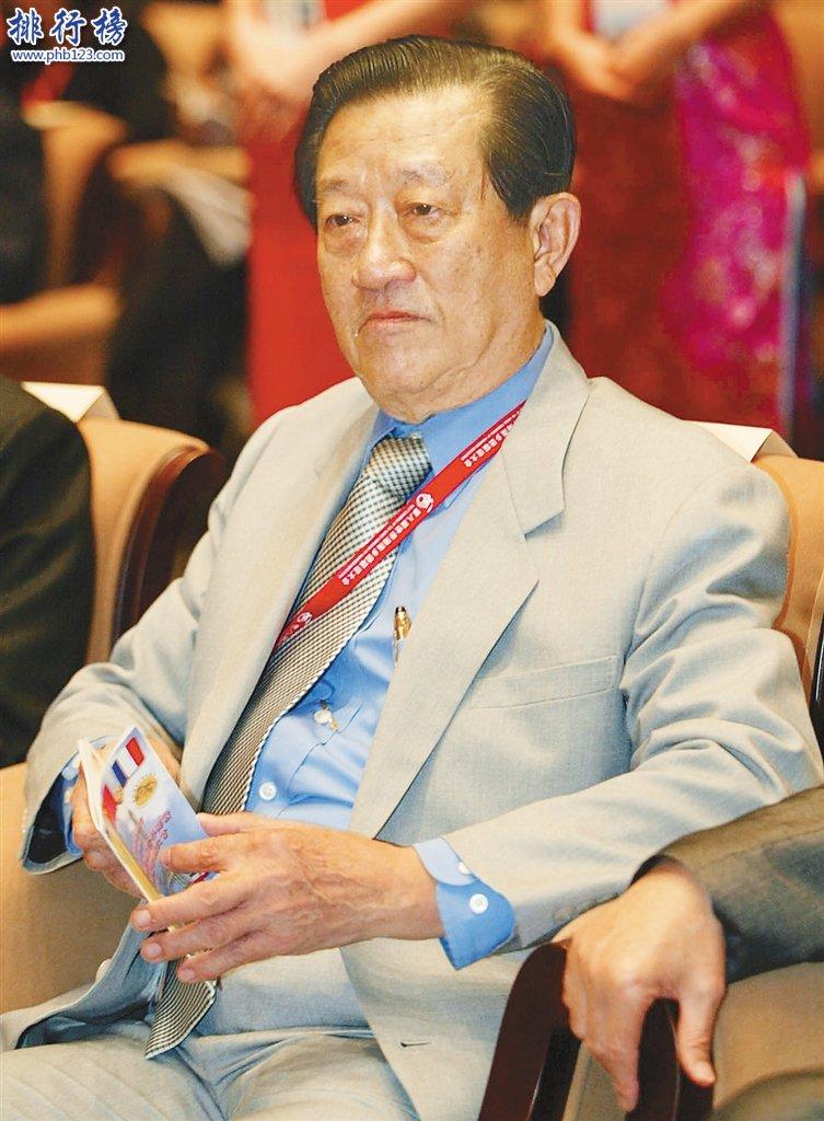 2020泰國富豪排行榜:首富鄭氏家族是中國人